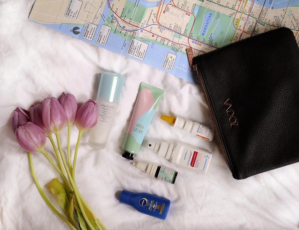 Reiseapotheke blog