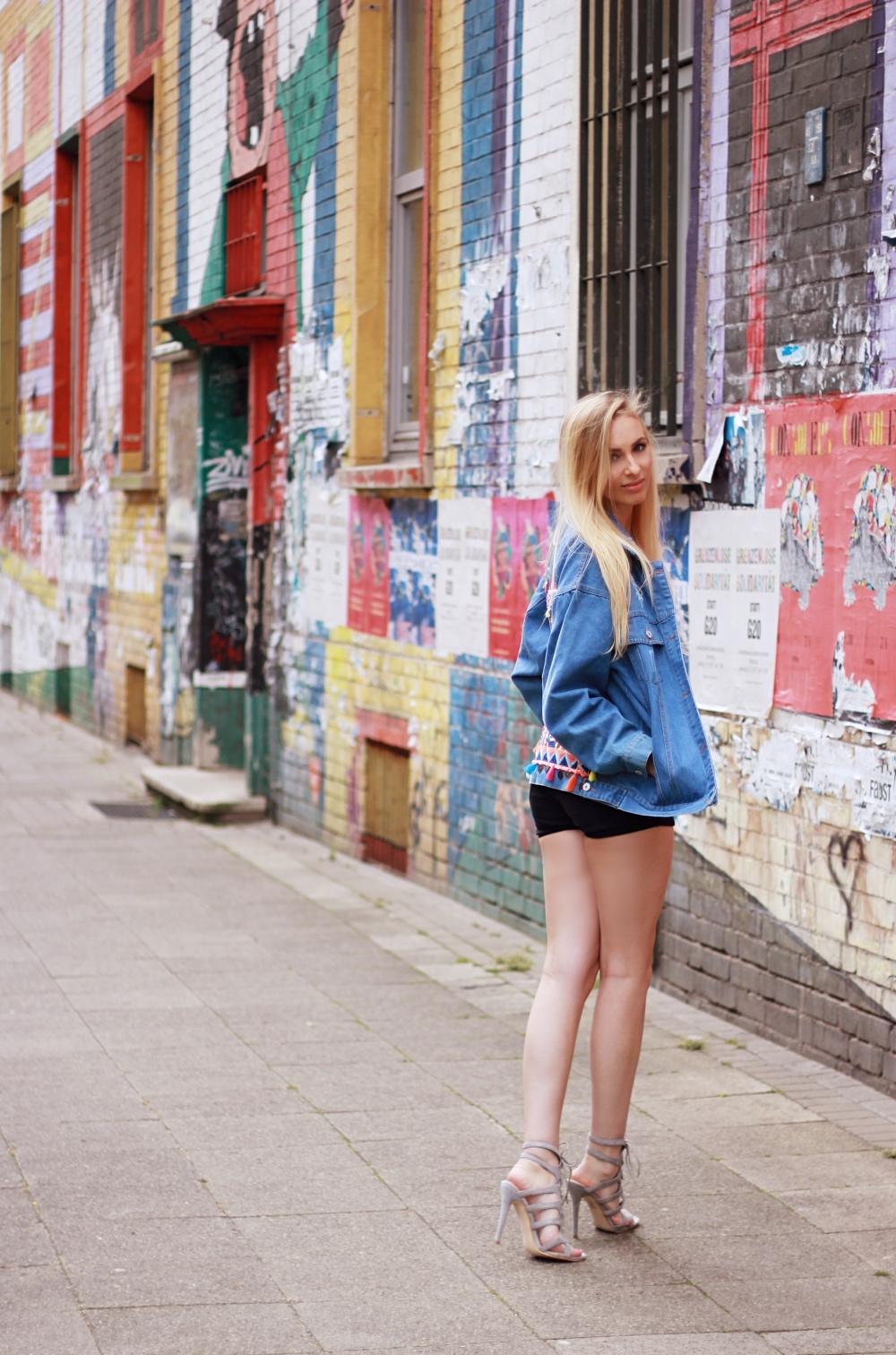 azteken muster boho style Hannover Blogger Hannover fashion blog