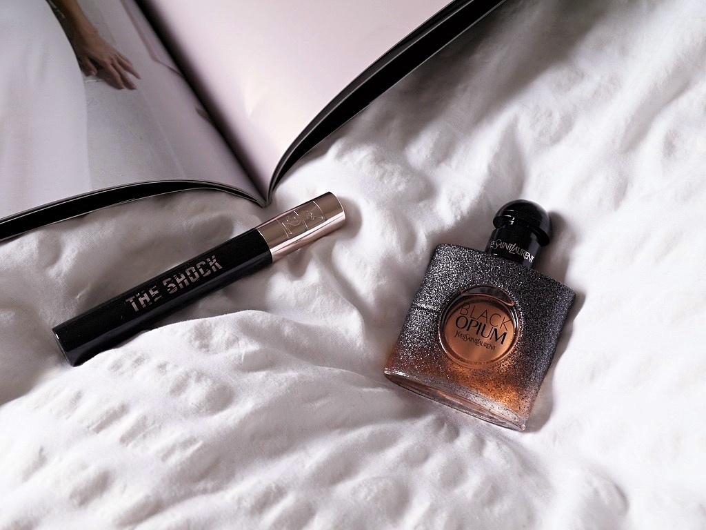 Black Opium floral shock parfum