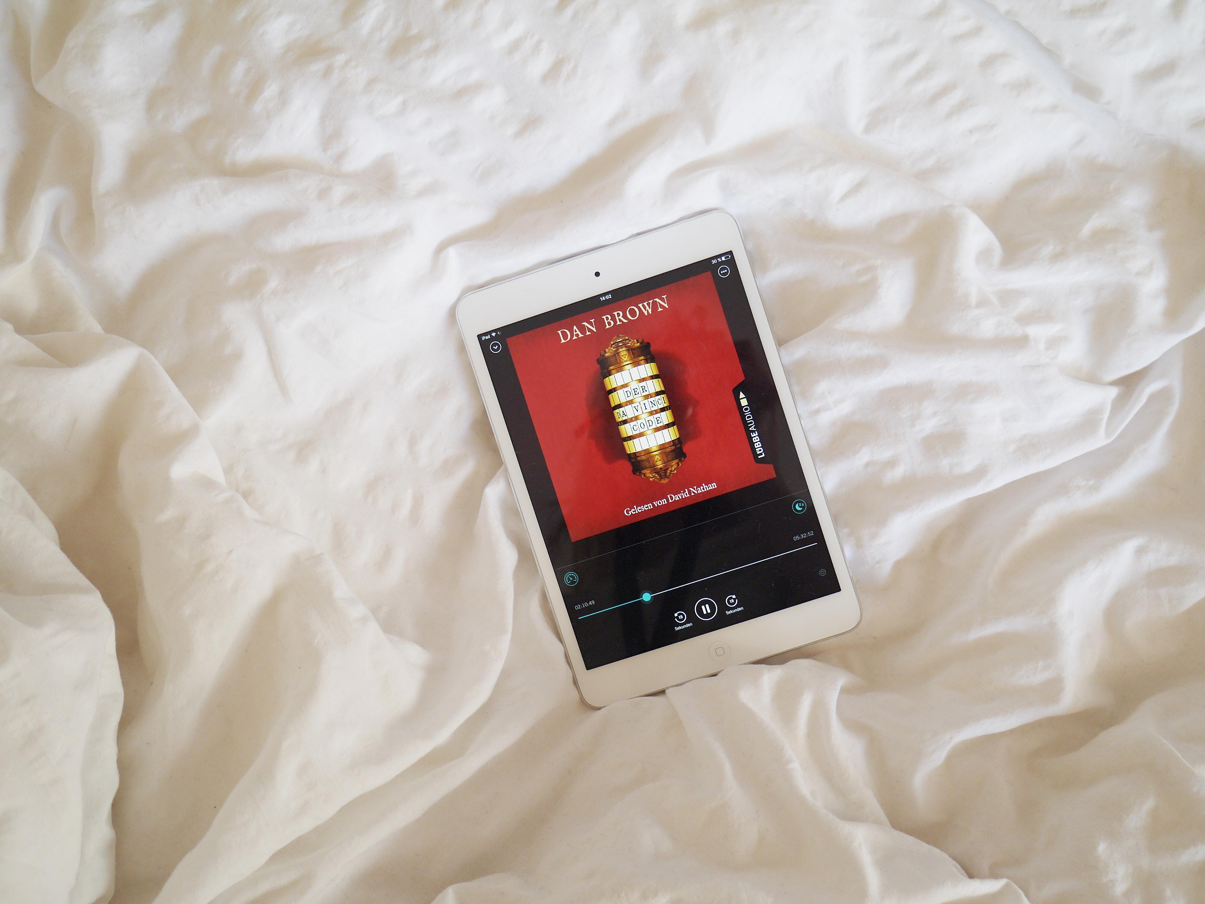 Bookbeat Blogger Der Da Vinci Code Hörbuch