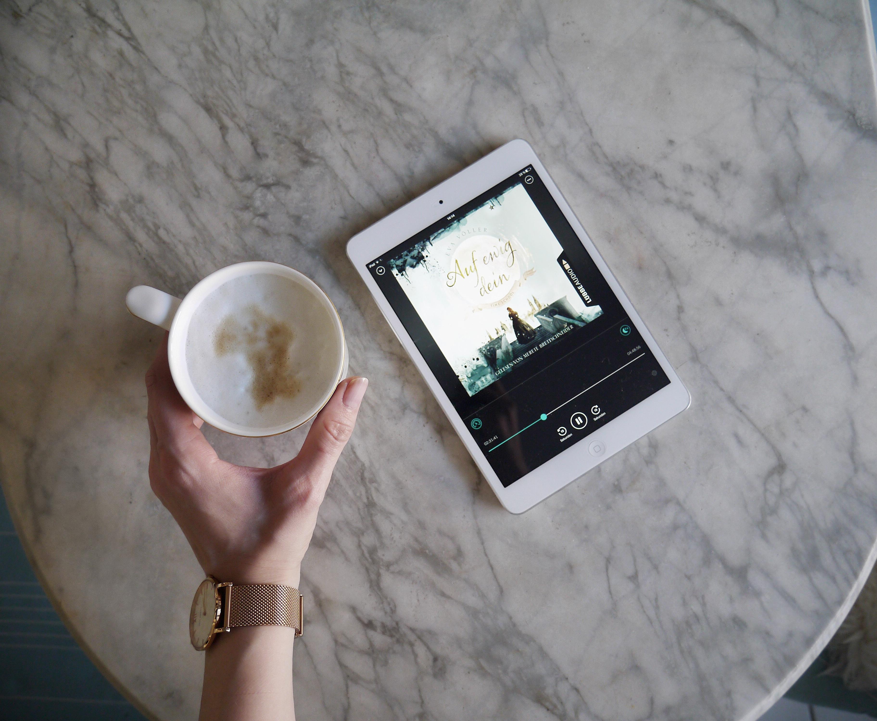 Bookbeat Blogger auf ewig dein Hörbuch